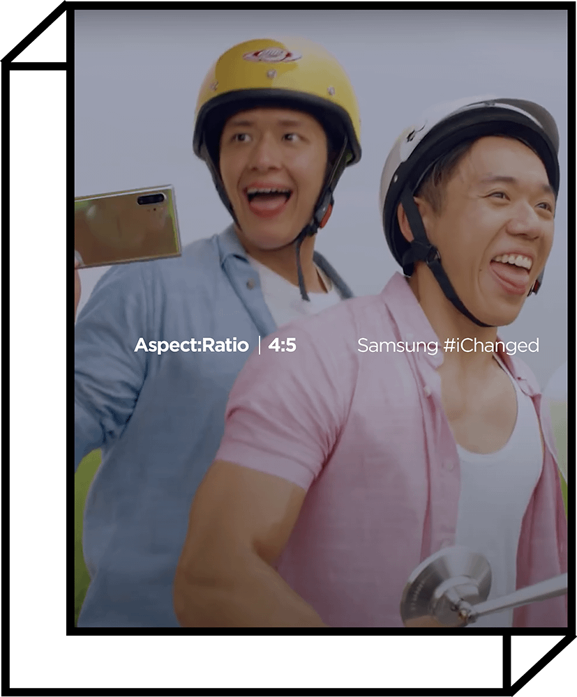 About Aspect Ratio 4:5