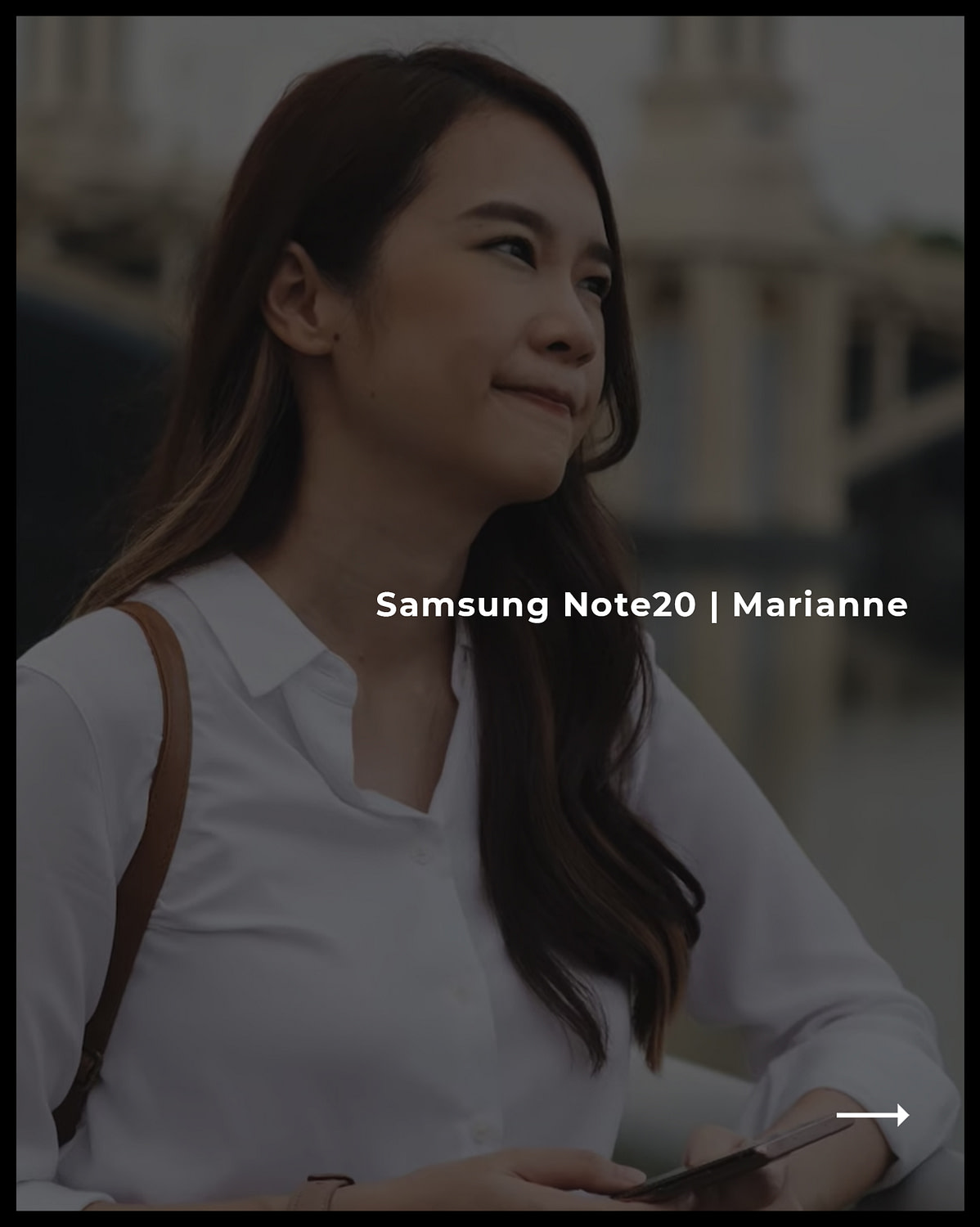 Samsung Note 20 - Marianne - Aspect Ratio