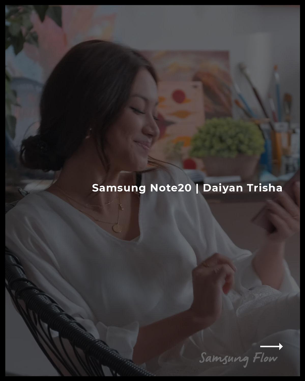 Samsung Note 20 - Daiyan Trisha - Aspect Ratio